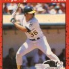 1990 Donruss 637B Terry Steinbach
