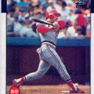 1986 Topps 631 Steve Braun