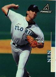 1998 Pinnacle #102 Robb Nen