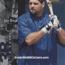 1997 Pinnacle Inside #83 Ken Caminiti