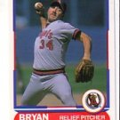 1989 Score Young Superstars I #30 Bryan Harvey
