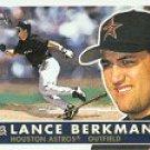 2001 Fleer Tradition #189 Lance Berkman