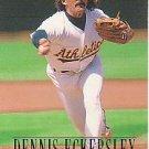 1996 Ultra #112 Dennis Eckersley