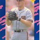 1990 Classic Blue #73 Matt Williams