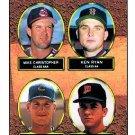 1993 Topps #786 K.Ryan/Gandarillas ( Baseball Cards )