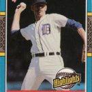 1987 Donruss Highlights #52 Doyle Alexander