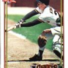 1991 Topps 657 Mike Kingery