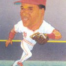 1991 Score #666 Barry Larkin AS