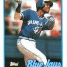 1989 Topps 170 Tony Fernandez