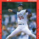 1990 Donruss 197 Orel Hershiser