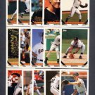 1993 Topps Giants Team - 28 Card Set