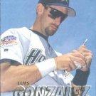 1997 Fleer #531 Luis Gonzalez