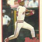1989 Topps 330 Eric Davis