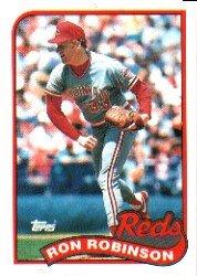 1989 Topps 16 Ron Robinson