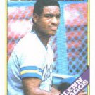 1988 Topps 263 Glenn Braggs