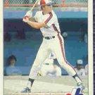 1984 Fleer #291 Tim Wallach