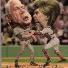 2008 Upper Deck Presidential Running Mate Predictors #PP11A John McCain/Hillary Clinton