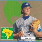 1995 Upper Deck Minors #111 Jose Pett IF