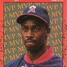 1990 Donruss Bonus MVP's #BC20 Chili Davis