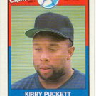 1989 Topps Cap'n Crunch #20 Kirby Puckett