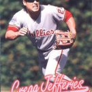 1997 Ultra #336 Gregg Jefferies