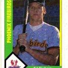 1990 CMC Phoenix Firebirds #6 Ed Vosberg