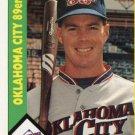 1990 CMC Oklahoma City 89ers #18 Gar Millay