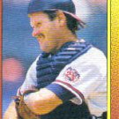 1990 Topps Traded Retail #128T Ernie Whitt