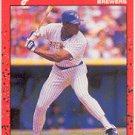 1990 Donruss #264 Glenn Braggs