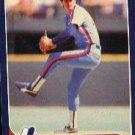 1986 Fleer #245 Tim Burke