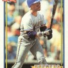 1991 Topps 44 Mike Felder