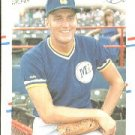 1988 Fleer 379 Mike Moore