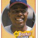 1991 Upper Deck Aaron Heroes #20 Hank Aaron