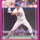 1988 Score #6 Kevin Seitzer