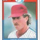 1989 Topps Cap'n Crunch #16 Mike Schmidt