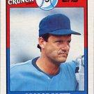 1989 Topps Cap'n Crunch #9 George Brett
