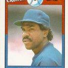1989 Topps Cap'n Crunch #10 Andre Dawson