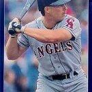 1994 Score #95 Chad Curtis