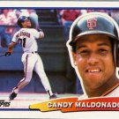1988 Topps Big 35 Candy Maldonado