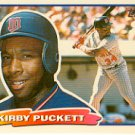 1988 Topps Big 36 Kirby Puckett
