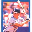1990 Score Rising Stars #44 Jeff Wetherby