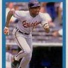 1990 Score Rising Stars #90 Mike Devereaux