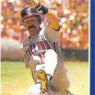 1991 Score 106 Tom Brookens