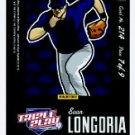 2012 Triple Play #214 Evan Longoria Puzzle