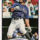 2012 Topps #242 Eric Young