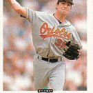 1997 Score 154 Mike Mussina