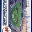 1994 Score #317 Baltimore Orioles CL
