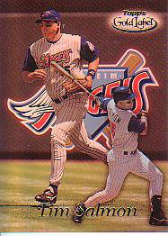 1999 Topps Gold Label Class 1 #29 Tim Salmon