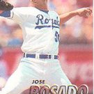 1997 Fleer #122 Jose Rosado