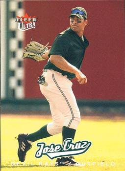 2005 Ultra #2 Jose Cruz Jr.